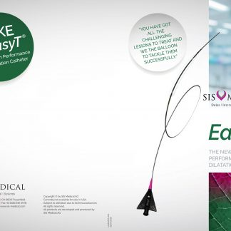 SIS-MEDICAL EasyT - HIGH PERFOMANCE PTCA DILATATION CATHETER