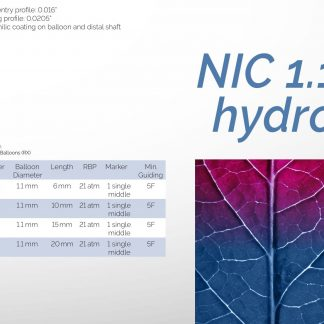 SIS-MEDICAL NIC 1.1 HYDRO CTO PALLO